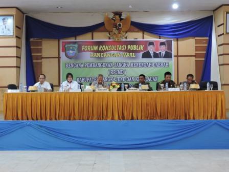 'Aisyiyah Pangkep terlibat dalam Penyusunan RPJMD